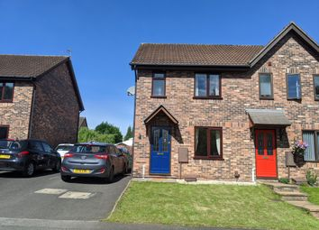 Thumbnail 2 bed end terrace house for sale in Goodyear Way, Donnington, Telford