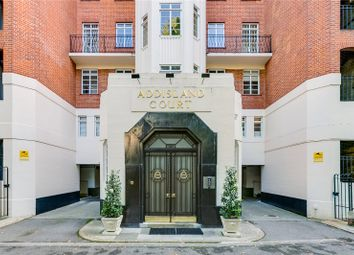 Thumbnail 2 bed flat for sale in Addisland Court, Holland Villas Road, London