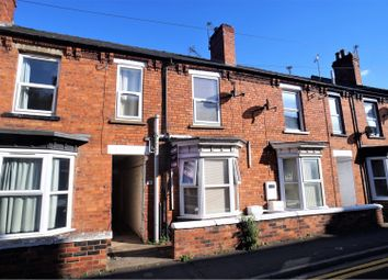 Thumbnail 2 bed terraced house for sale in Gaunt Street, Lincoln