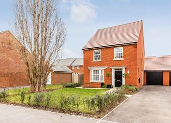 Thumbnail 4 bed detached house for sale in Poppy Way, Denvilles, Havant
