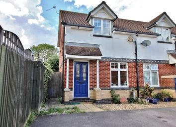 Thumbnail 2 bedroom end terrace house for sale in Valiant Gardens, Portsmouth