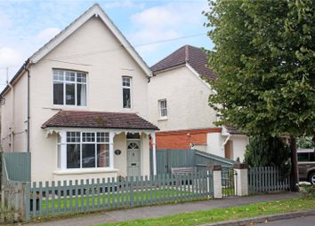 Thumbnail 3 bed detached house for sale in Mead Road, Cranleigh, Surrey