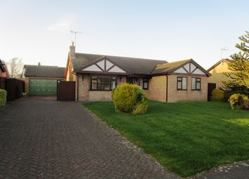 Thumbnail 4 bed detached bungalow for sale in Thornton Way, Cherry Willingham, Lincoln