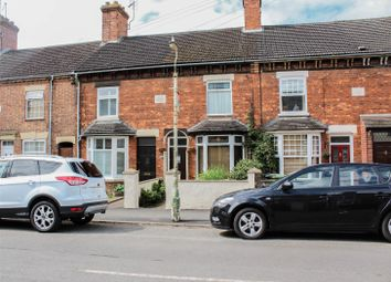 Thumbnail 2 bedroom terraced house for sale in New Road, Woodston, Peterborough