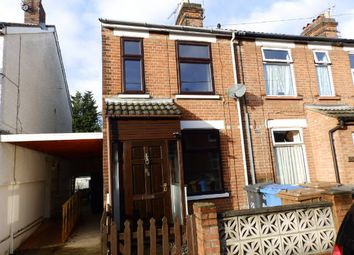 Thumbnail 2 bedroom terraced house to rent in Camden Road, Ipswich