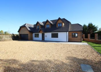 Thumbnail 5 bed detached house for sale in Wilden Road, Renhold, Bedford