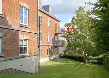 Thumbnail 2 bed flat for sale in Hillcroft Close, New Street, Lymington, Hampshire