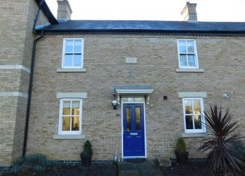 Thumbnail 4 bed terraced house for sale in Palmerston Way, Fairfield, Hitchin