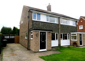 Thumbnail 3 bed semi-detached house for sale in Adams Grove, Leeds