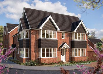 "Thumbnail 3 bedroom property for sale in ""The Sheringham"" at Appleton Way, Shinfield, Reading"