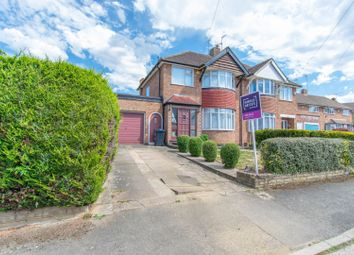 Thumbnail 3 bed semi-detached house for sale in Springway Close, Leicester
