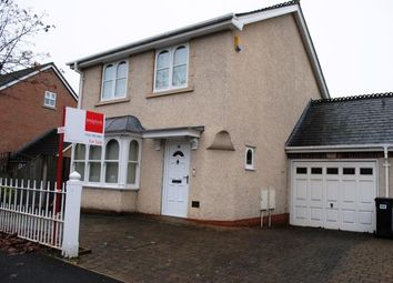 Thumbnail 3 bed detached house for sale in Ack Lane West, Cheadle Hulme, Cheadle, Greater Manchester