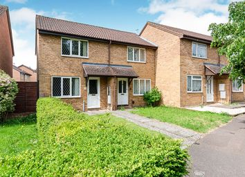 Thumbnail 2 bed end terrace house for sale in Moor Pond Close, Bicester