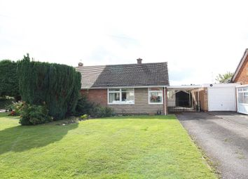 Thumbnail 2 bed bungalow for sale in School Lane, Coven, Wolverhampton