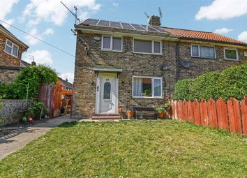 Thumbnail 2 bed end terrace house for sale in Frome Road, Longhill, Hull