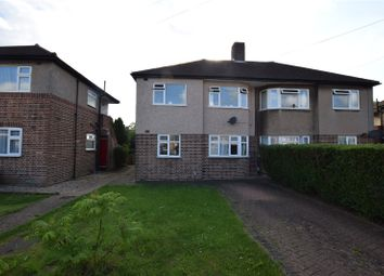 Thumbnail 2 bedroom maisonette for sale in Erith Crescent, Collier Row, Essex