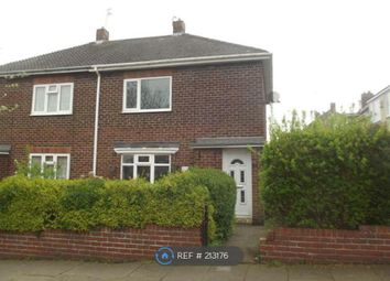 Thumbnail 2 bed semi-detached house to rent in Welbeck Road, Choppington