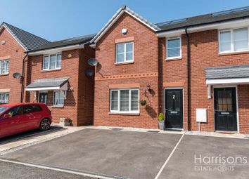 Thumbnail 3 bed mews house for sale in Aldcliffe Court, Adlington, Chorley.