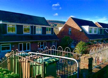 Thumbnail 3 bed property to rent in Graig Y Fedw, Abertridwr, Caerphilly