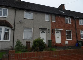 Thumbnail 2 bedroom terraced house to rent in Welbeck Road, Sutton