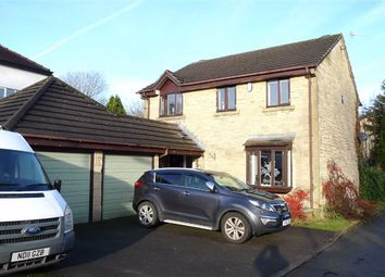 Thumbnail 4 bed detached house for sale in Wye Head Close, Buxton, Derbyshire