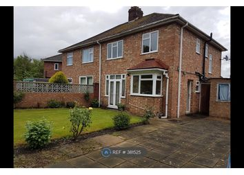 Thumbnail 4 bed semi-detached house to rent in Peterborough, Peterborough