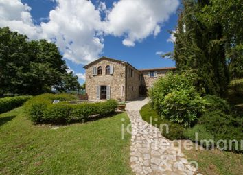 Thumbnail 5 bed farmhouse for sale in Italy, Umbria, Perugia, Umbertide.