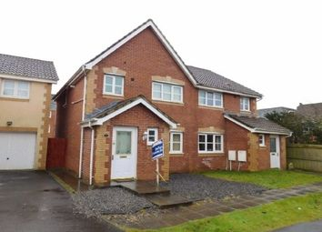 Thumbnail 3 bed semi-detached house to rent in Erw Werdd, Birchgrove, Swansea