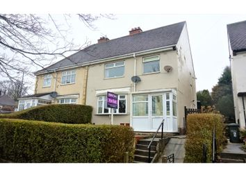 Thumbnail 3 bedroom semi-detached house for sale in Kirkston Avenue, Newcastle Upon Tyne