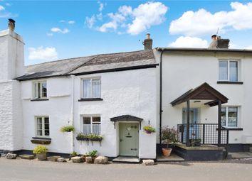 Thumbnail 2 bed terraced house for sale in East Street, Denbury, Newton Abbot, Devon
