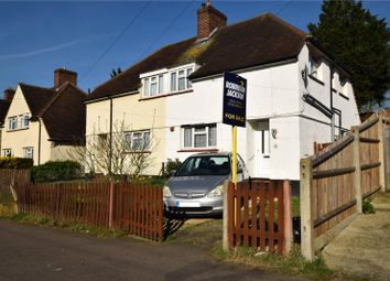 Thumbnail 3 bed semi-detached house for sale in Hart Dyke Road, Swanley, Kent