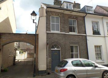Thumbnail 3 bedroom end terrace house to rent in Churchgate Street, Bury St. Edmunds