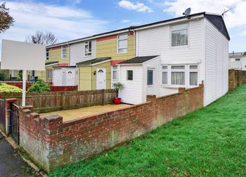 Thumbnail 2 bed end terrace house for sale in Bicknor Road, Maidstone, Kent