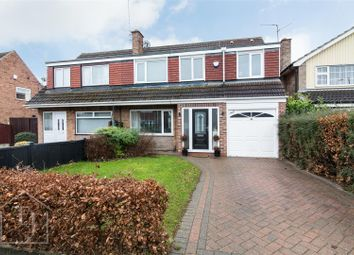 Thumbnail 4 bed semi-detached house for sale in The Downs, Silverdale, Nottingham