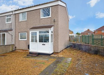 Thumbnail 2 bed end terrace house for sale in Creswicke Road, Knowle, Bristol