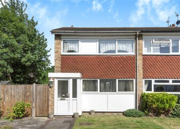 Thumbnail 3 bedroom end terrace house for sale in Woodcote Drive, Orpington