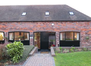 Thumbnail 2 bed cottage for sale in Pinfold Lane, Great Barr, Walsall
