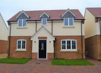 Thumbnail 3 bed detached house to rent in Colmworth Road, Little Staughton, Bedford