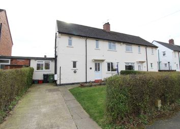 Thumbnail 3 bed semi-detached house for sale in Russet Road, Weaverham, Northwich