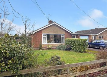 Thumbnail 4 bed bungalow for sale in Witham Road, Woodhall Spa