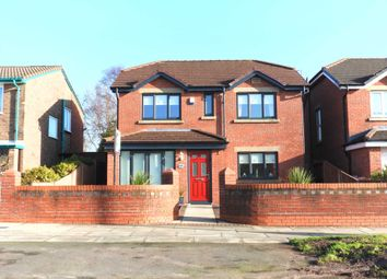 4 bed detached house for sale in Cherryfield Drive, Kirkby, Liverpool L32