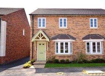 3 bed semi-detached house to rent in Richardson Way, Derby DE22