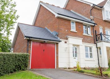 Thumbnail 3 bed end terrace house for sale in Mill Court, Ashford Business Park, Sevington, Ashford