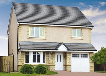 Thumbnail 4 bedroom detached house for sale in Plot 6 & Plot 9, Carnock Road, Dunfermline