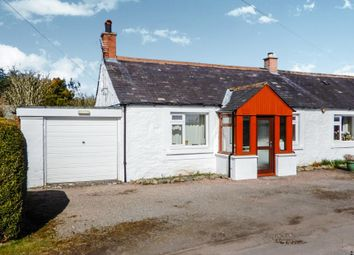 Thumbnail 2 bed cottage for sale in 1 Burnside, Ecclefechan, Lockerbie, Dumfries And Galloway