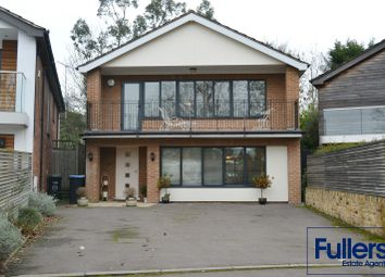Thumbnail 4 bed detached house for sale in Woodland Way, Winchmore Hill