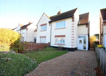Thumbnail 3 bed semi-detached house for sale in Victoria Road, Clacton-On-Sea