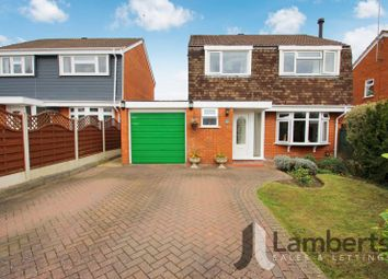 3 bed detached house for sale in Foredrift Close, Redditch B98