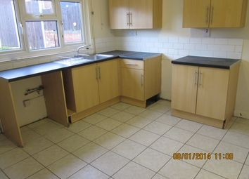 Thumbnail 2 bed town house to rent in Tiverton Road, Stoke On Trent