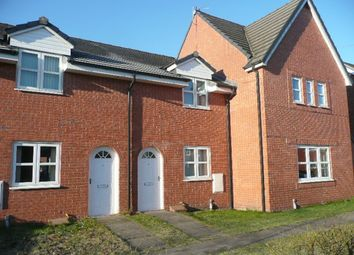 Thumbnail 2 bed mews house to rent in Byron Walk, Nantwich